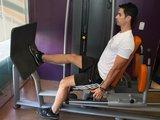 Leg press horizontal unilateral - máquina