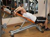 Triceps testa na polia