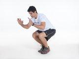 Flexão de braço + Salto (burpees)