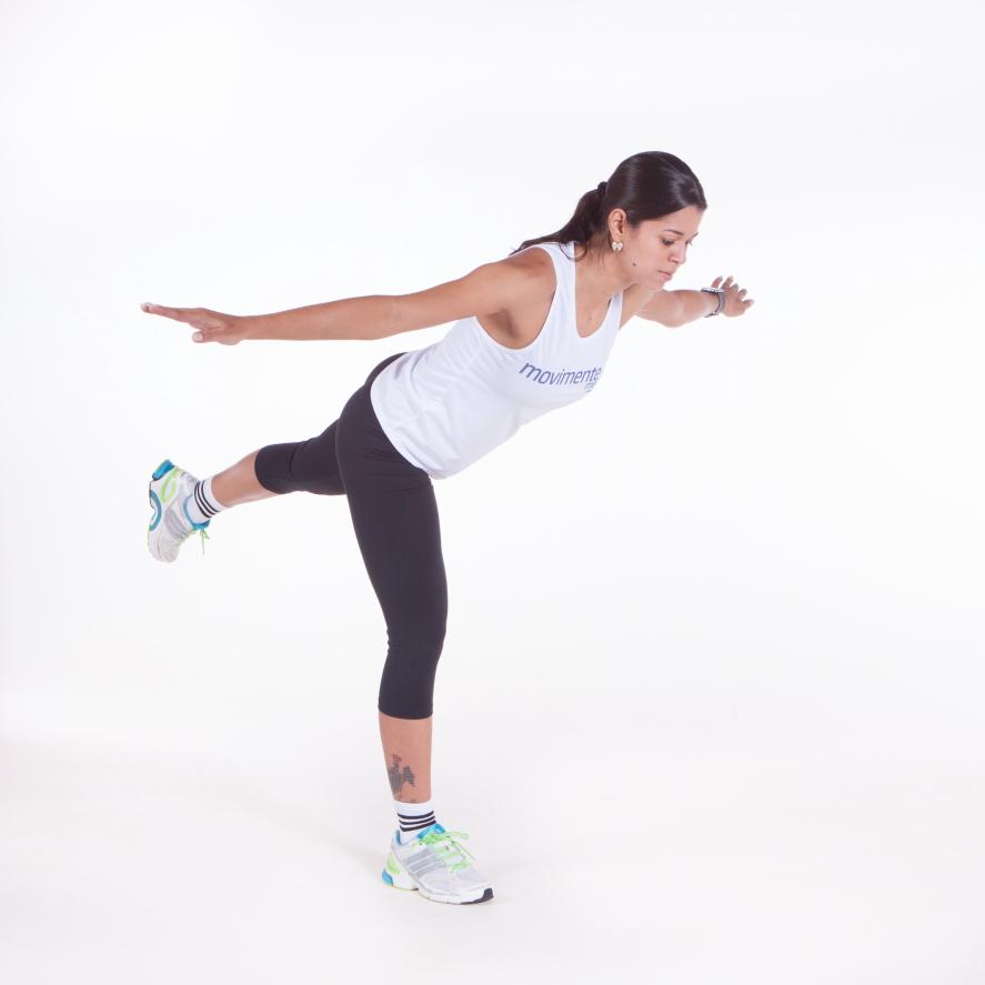 exercício funcional stiff para emagrecer